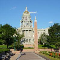 Denver Capitol (08/2004), Денвер