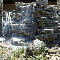 waterfall, Дерби