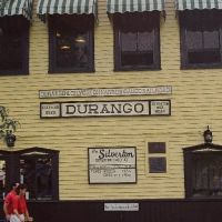 durango - colorado - USA (8/1990), Дуранго