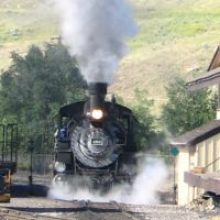 Durango & Silverton RR, Дуранго