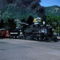 Old Train, Дуранго
