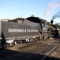 Durango Silverton, Дуранго