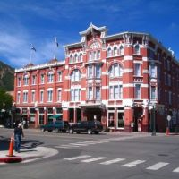 Strater Hotel, Durango, Colorado, Дуранго