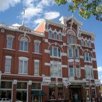 historic Strater Hotel, Дуранго