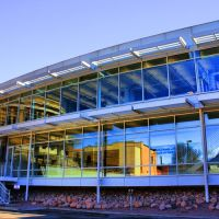 Penrose Library HDR, Колорадо-Спрингс
