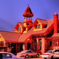 Old Depot Square, Колорадо-Спрингс