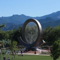 Julie Penrose Fountain, Колорадо-Спрингс