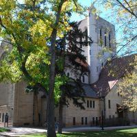 Shove Chapel - Colorado College, Колорадо-Спрингс