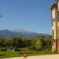 Colorado College, Колорадо-Спрингс