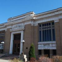 Old Carnegie Public Library, Колорадо-Спрингс