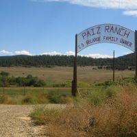 Paiz Ranch, Лас-Анимас