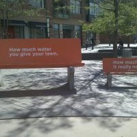 Denver water benches, Лейквуд
