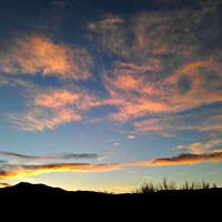 Sunset in Colorado, Лейквуд