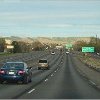 Roadtrip I70 West from Denver - Colorado - USA, Лейквуд