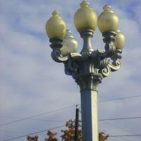 authentic antique street lamps, Лейксайд