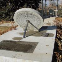 War Memorial Park Sundial, Литтлетон