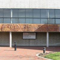 Artwok on Littleton City Hall, Литтлетон