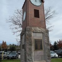 clock, Light Rail Station, Littleton, Colorado, Литтлетон