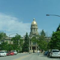 Cheyenne Capitol, Нанн