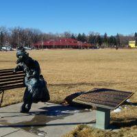 Longmont, Roosevelt Park, Нанн