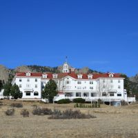 Stanley Hotel, Estes Park, Colorado, Нанн