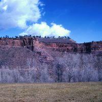 Red Rock Mtn, Нанн