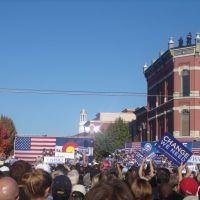 Obama Rally, Пуэбло