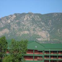 Cheyenne Mt, Форт-Карсон