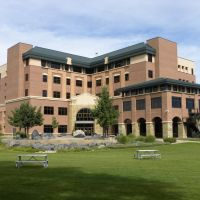 Larimer County Justice Center - Fort Collins CO, Форт-Коллинс
