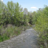 Poudre River, Форт-Коллинс