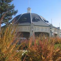 autumn carousel house, Эджуотер