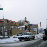 winter on Colfax, Эджуотер
