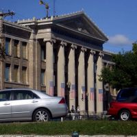 City hall, Бриджпорт