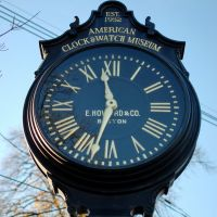 American Clock and Watch Museum at Bristol, CT, Бристоль