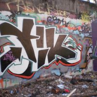 grafetti 1, Бристоль