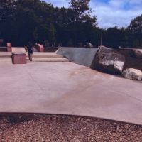 Bristol, CT skatepark, Бристоль