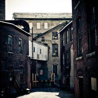 Abandoned Mills: Amerbelle Textiles, Вернон