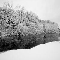 Rosers Pond - New London Turnpike, Гластонбури