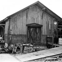 Rail Yard building, Danbury, CT, Данбури