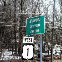 Branford/East Haven town lines, Ист-Хавен