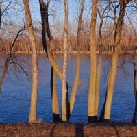 Connecticut River from Charter Oak Landing, Ист-Хартфорд