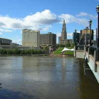 Hartford viewed from across the Connecticut River, Ист-Хартфорд