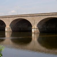Bulkeley Bridge, Ист-Хартфорд