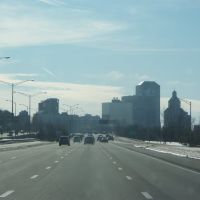 Drive toward Hartford, Ист-Хартфорд