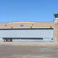 P&W Hangar and Tower, Ист-Хартфорд