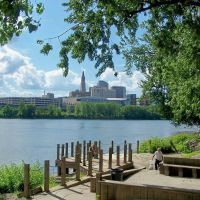 Hartford, Connecticut Skyline, Ист-Хартфорд