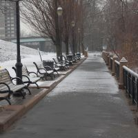 Benches, Great River Park, Ист-Хартфорд