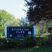 Riverside Park, Hartford, CT, Ист-Хартфорд