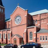 St Stanislaus Church - polonijna parafia rzymskokatolicka, Мериден