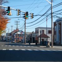 Milford, CT. South Broad ST., Милфорд